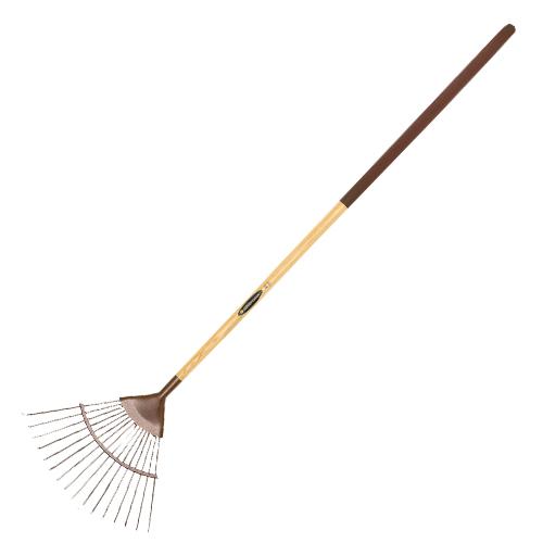 Elements flexo lawn rake spear jackson for Small rake garden tools