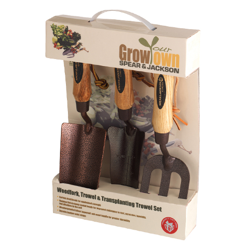 Chelsea flower show 2011 spear jackson for Gardening tools gift set