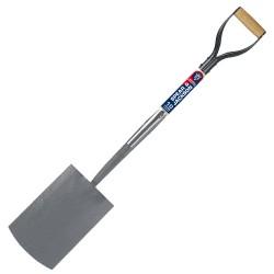 Neverbend® Professional Digging Spade