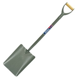 Tubular Steel Taper Mouth No2 Shovel