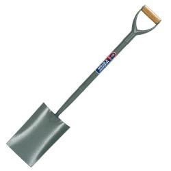 Tubular Steel Trenching Shovel