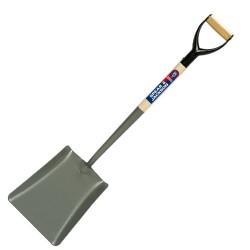 Solid Socket Square Mouth No2 Shovel