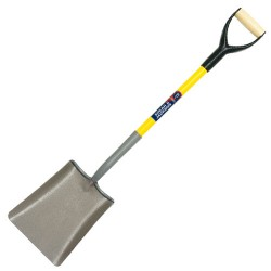 Fibrelite Round Mouth Shovel
