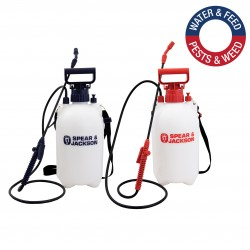 5LPAPSTWIN Twin Pack Pressure Sprayers
