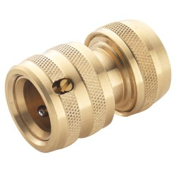 Brass Water Fitting - Female Hose Connector 1/2""