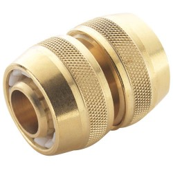 Brass Water Fitting - Hose Repairer 3/4""