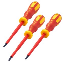 VDE Screwdriver Bulk Set - 3pc