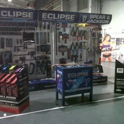 Neill Tools stand