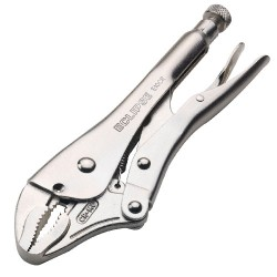 Curved Jaw Locking Plier