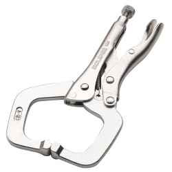 Locking C-Clamps with Regular Pads