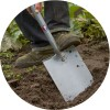 Neverbend® Treaded Digging Spade
