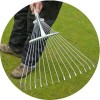 Neverbend® Adjustable Lawn Rake