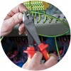 VDE Side Cutters - heavy duty